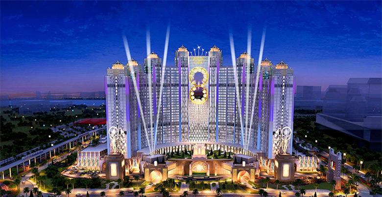 Macau kunngjør £1.2 milliarder til ett Gotham City inspirert feriested